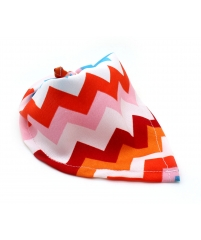 Bandana Chevron - Colorida